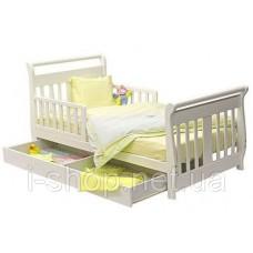 Детская кровать Лия 80/160 + ортопедический матрас