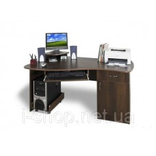 Стол компьютерный СКТ-4 (кромка меламин+ПВХ)