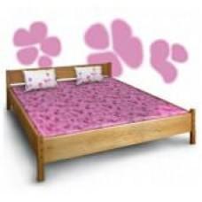 Двухспальная кровать Азалия