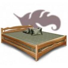 Двухспальная кровать Дром