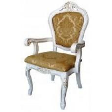 Кресло Classic 619 обивка R (белый)