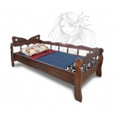 Кровать детская Эльф (Дуб)