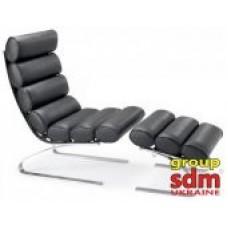Кресло с оттоманкой Конкорд