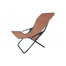Кресло складное на ремнях Мальта с587
