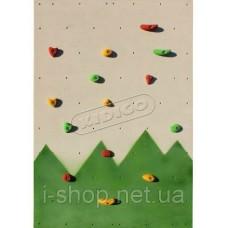 Детский скалодром «Лесочек» SDS06