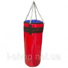 Мешок боксерский (ПВХ) 32х80см