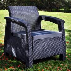 Кресло пластиковое  Corfu