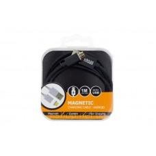 Магнитный кабель SEVEN Systems MC2 Micro-USB, black