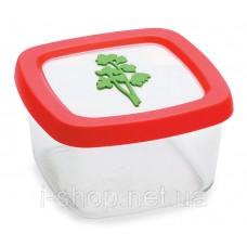 Контейнер для продуктов, 0,5 л, зелень