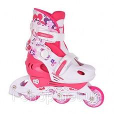 Роликовые коньки (комплект)  Tempish FLOWER Baby skate
